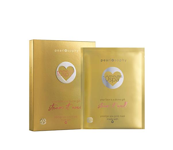 发酵精华金箔面膜Prestige Spa Gold Mask