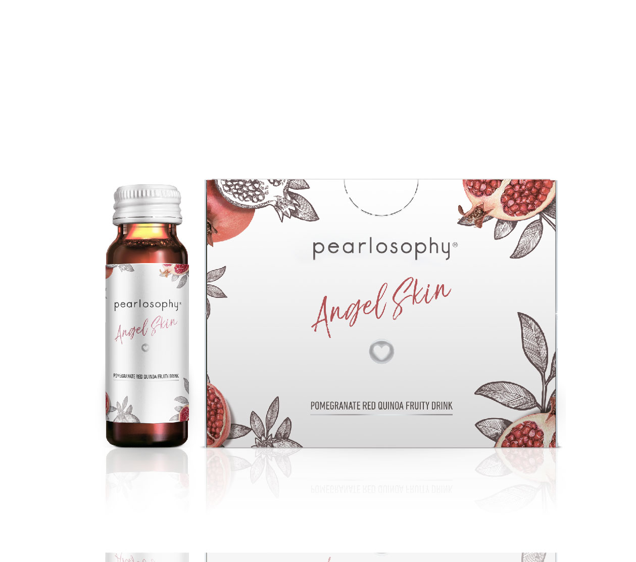 石榴红藜果蔬饮料Pomegranate Red Quinoa Fruity Drink